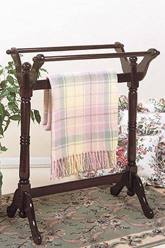 Blanket Rack, 32.5''x25''x16.5'', CHERRY by Home Decorators Collection