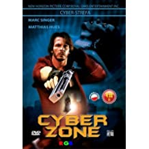 Cyberzone (Droid Gunner) DVD Marc Singer Matthias Hues --- REGION ALL