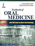 Textbook Of Oral Medicine With Free Book On Basic Oral Radiology