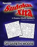 Sudoku 25x25 Volume 3, Gareth Moore, 1463752415