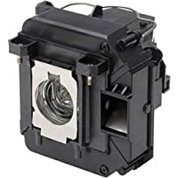Kingoo ELPLP60 V13H010L60 Replacement Projector Lamp With Housing For EPSON H381A Lamp