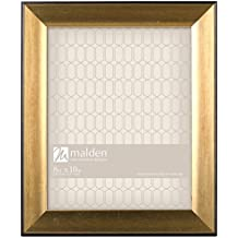 Gold 8x10 picture frame for 8x10 office design