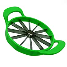 Fruit Watermelon Cantaloupe Cutter Slicer for Cutting Ball Shape Fruit and Vegetable Stainless Steel Kitchen Tool