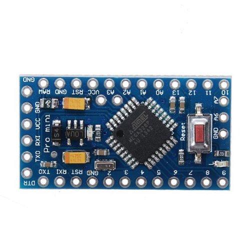 kompatible Pro Mini Modul-Brett ATMEGA328 328P 5V 16MHz Arduino