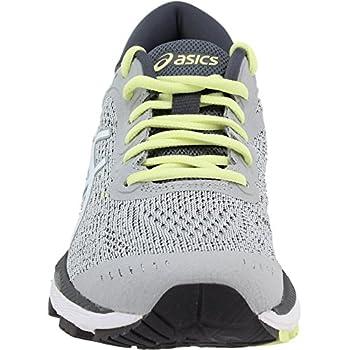 Asics Womens Gel-kayano 24 Glacier Greywhitecarbon Running Shoe - 10 4