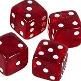 Bello Games Casino Dice 3/4'' Square
