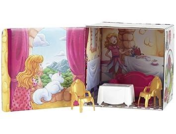 Theo Klein 5109 Wohnesszimmer Set Princess Coralie 4 Teilig