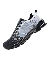 CICI Running Shoes Trainers Winter Sport Shoes Fashion Sneakers for Unisex Men Women
