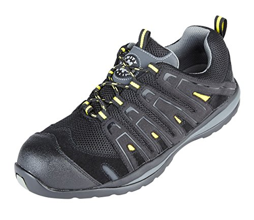 Yellow antinfortunistiche Scarpe uomo Line Security Black w6C7pqx