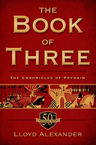 Amazon the book of three 50th anniversary edition the the book of three 50th anniversary edition the chronicles of prydain book 1 fandeluxe Image collections