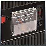 einhell-CC-BC-8-Caricabatteria-Amperometro-Integrato-Rosso-Nero