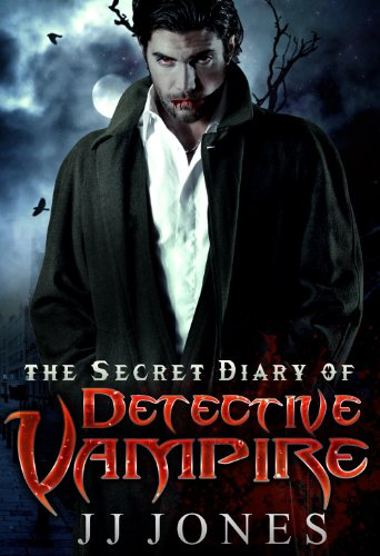Search : The Secret Diary Of Detective Vampire (Interracial Paranormal Vampire Romance BWWM Book 1)