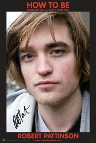 Robert Pattinson  Movie Poster Print