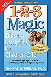 1-2-3 Magic: Effective Discipline for Children 2–12 (123 Magic)