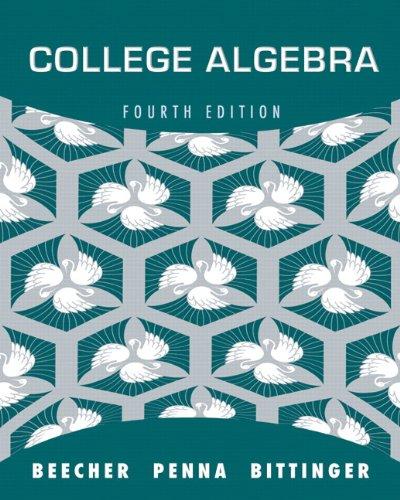 College Algebra Text