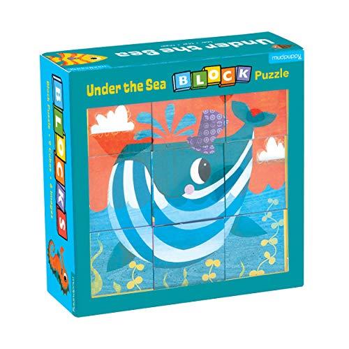 Mudpuppy Under the Sea Block Puzzle