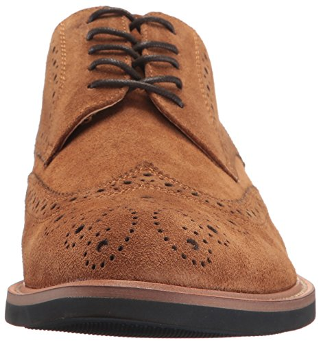 Kenneth Cole Reactie Mens Ontwerp 20631 Oxford Tan