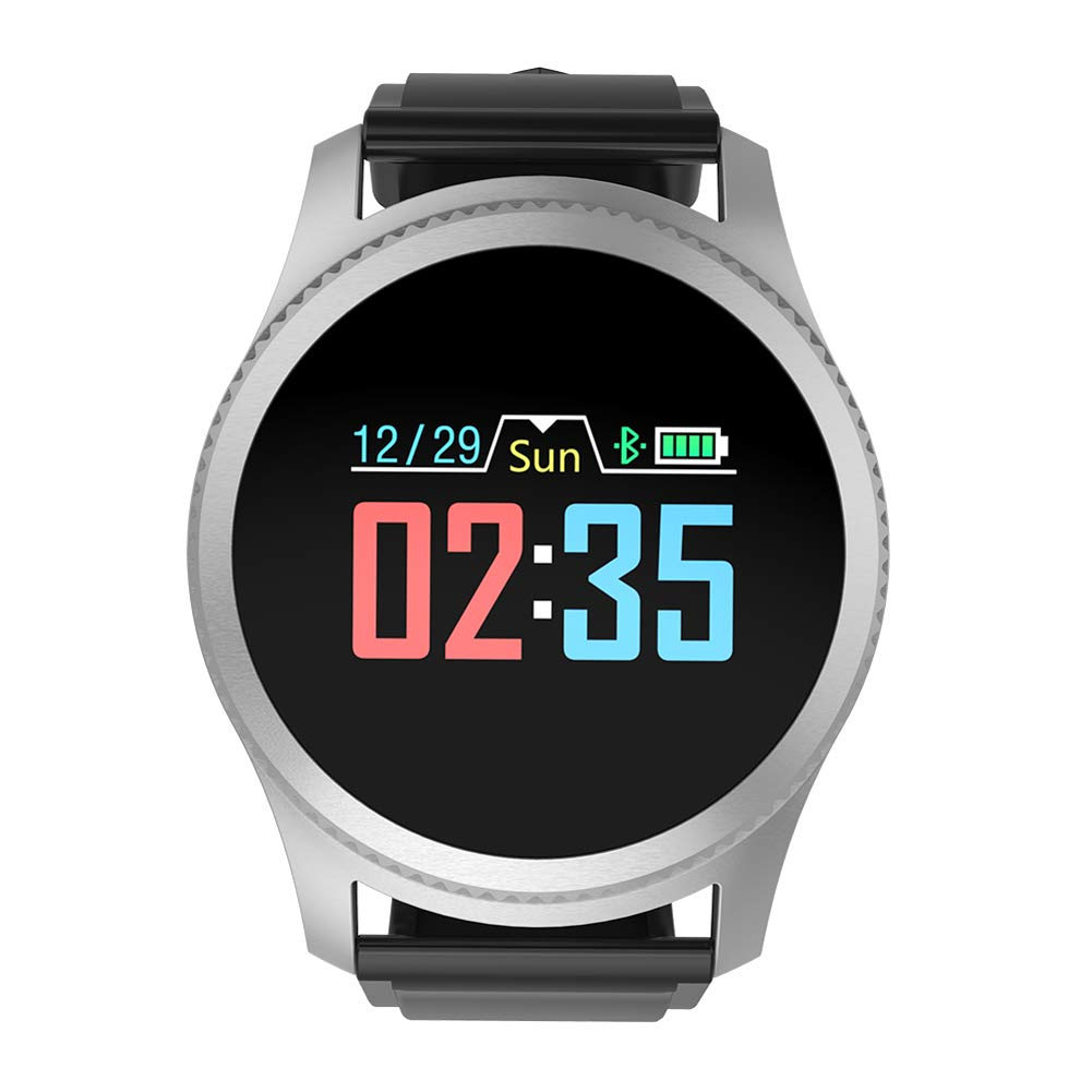 XZYP Bluetooth Smartwatch, TPU Correa Pantalla TáCtil Deporte ...