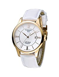 TISSOT T41645383 Le Locle Automatic White Pearl Dial Men's Watch