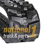 (US) Kobelco SK027 Mini Excavator Tracks , Track Size 300x52.5x82