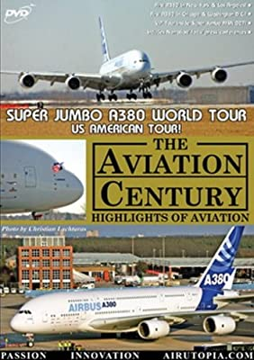 Airutopia:A380 USA Tour (Airport, airliner, plane, airplane, Aviation, aircraft FILM)