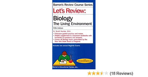 Amazon lets review biology the living environment ebook g amazon lets review biology the living environment ebook g scott hunter kindle store fandeluxe Images