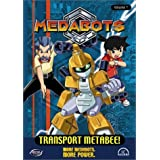 Medabots - Transport Metabee (Vol. 1) by A.D. Vision
