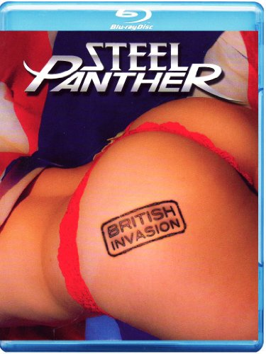 Blu-ray : Steel Panther - British Invasion (United Kingdom - Import)