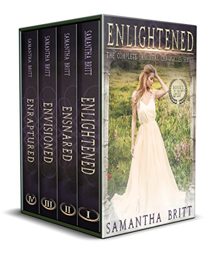 Enlightened: The Complete Immortal Chronicles Series