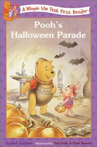 Pooh's Halloween Parade (Disney First Readers) -