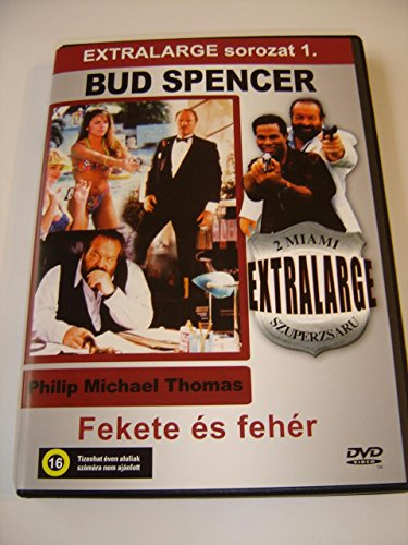 Extralarge - Frowning and White (DVD) Fekete és Fehér Extralarge Sorozat 1. / Audio: English, Hungarian