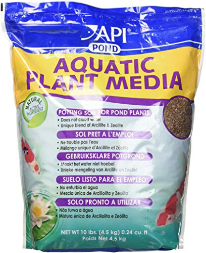 Aquatic Planting Media Potting Soil - Net Wt. 10 ()