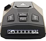 Best Laser Detectors - Cobra RAD 450 Laser Radar Detector with False Review
