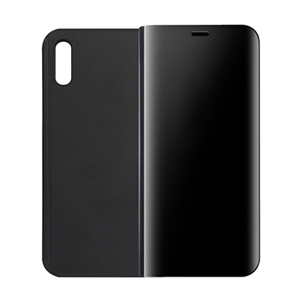 lecimo Clear View Mirror Slim Flip Stand Case Cover For Huawei P20 pro