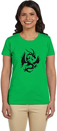 PTB W-NK250 T-Shirts Printed Short Sleeve For Women