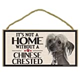 Imagine This Wood Sign for Chinese Crested Dog Breeds