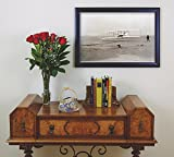 Wright Brothers; First Flight, Kitty Hawk; Custom Printed Photo Poster