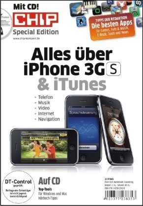 Chip Special Editon Alles über iPhone 3GS und iTunes