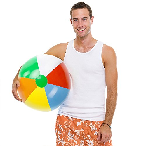 Sol Coastal 6 Color Inflatable 24 inch product image