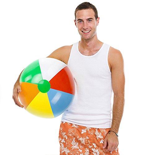 Sol Coastal 6 Color Inflatable 24 inch