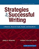 img - for Strategies for Successful Writing Plus MyWritingLab with Pearson eText -- Access Card Package (11th Edition) book / textbook / text book