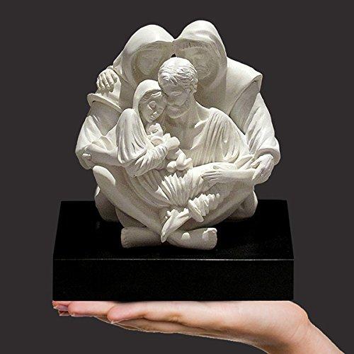 Generations Christian Sculpture (Desktop) by Timothy Schmalz by Timothy Schmalz Sculptures