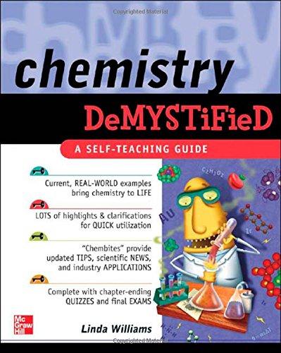 Chemistry Demystified (TAB Demystified)