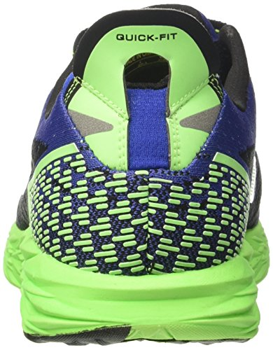 Skechers Go Run 5, Scarpe Running Uomo Blu (Blue/Green)