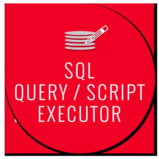 SQL SERVER QUERY & SCRIPT TOOL - (The Query Tool)
