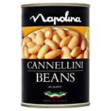 Napolina Cannellini Beans (400g) - Pack of 6