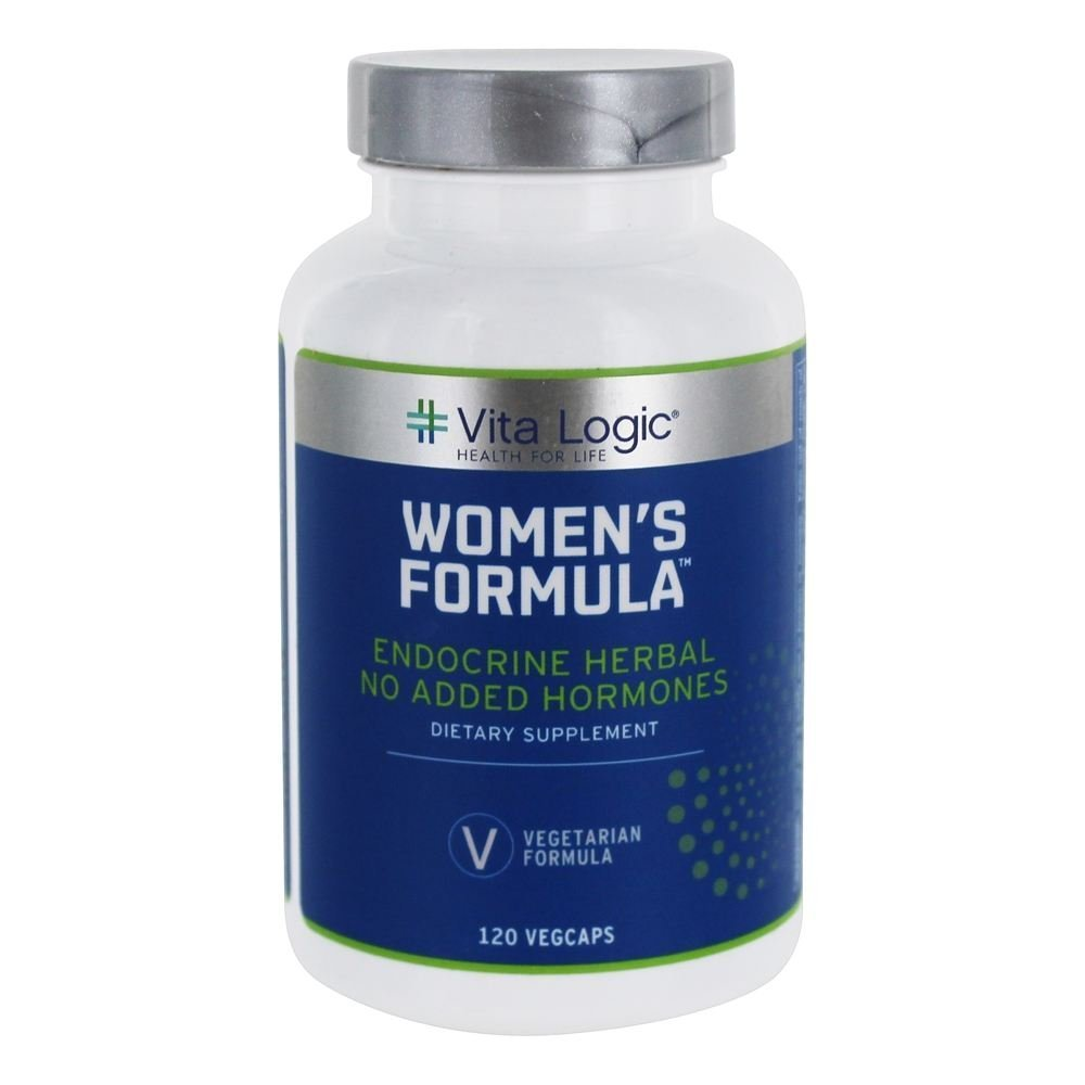 Vita Logic Women s Formula, 120 Count