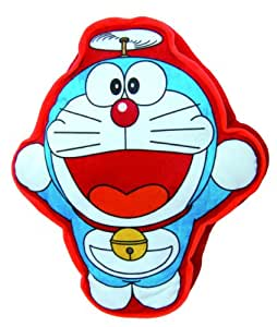 Doraemon - Cojín Silueta, 40 cm, Color Rojo (United Labels