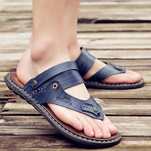 @Sandals Sommer skid, Zehen, Herren, Herren, Herren, legere Schuhe, coole Hausschuhe, Flip Flops. 24863a