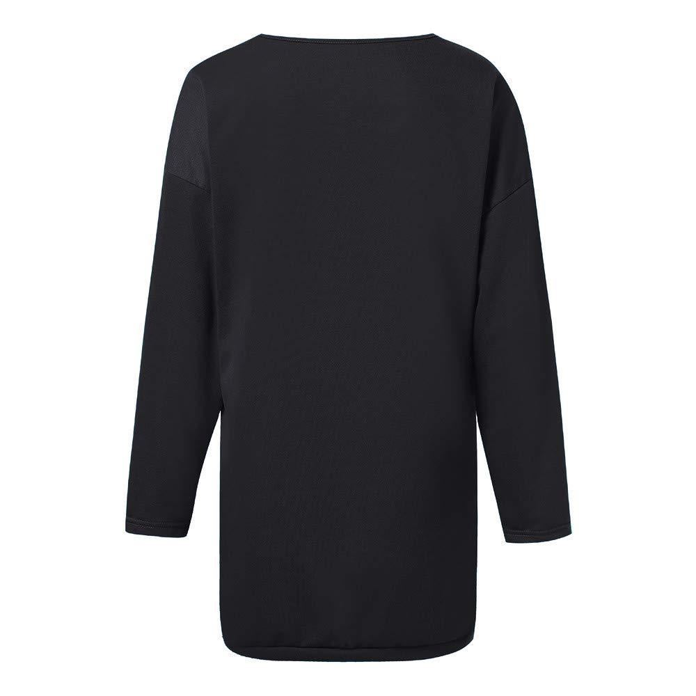 Simayixx Sweatshirts for Women Women Long Sleeve Feather Printed Oversized Sweatshirt Casual Loose Pullover Tops
